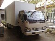 Японский грузовик Исузу